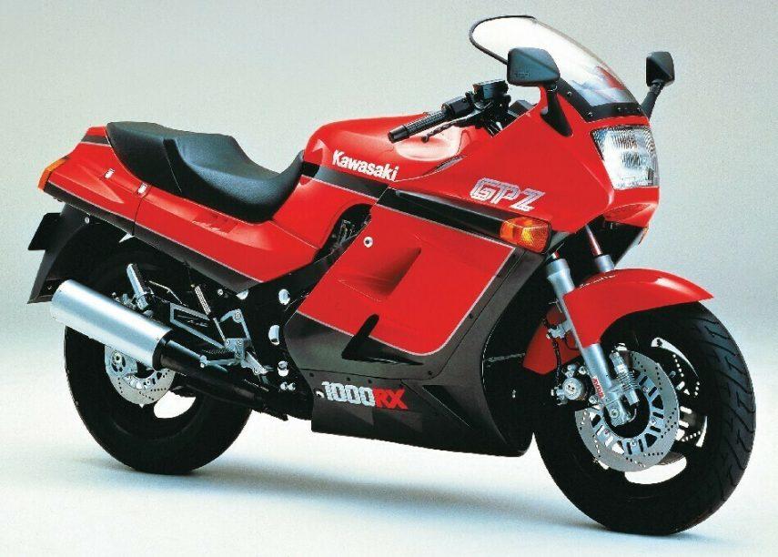 Moto del día: Kawasaki GPZ 1000 RX