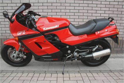 Kawasaki GPZ 1000 RX 2