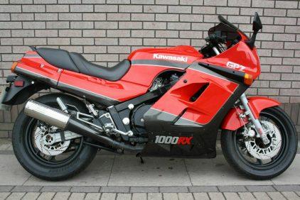 Kawasaki GPZ 1000 RX 3