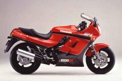 Kawasaki GPZ 1000 RX 4