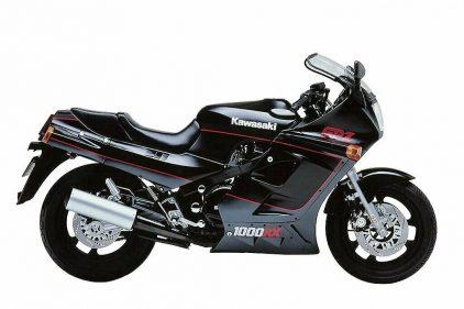 Kawasaki GPZ 1000 RX 5