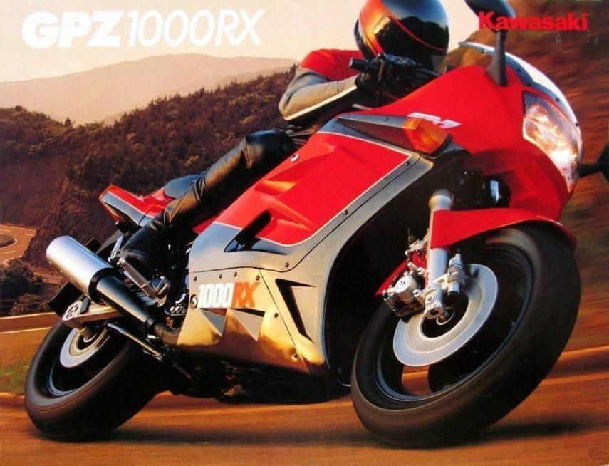 Kawasaki GPZ 1000 RX 7