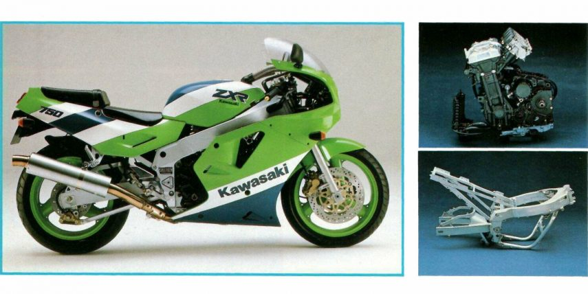 Kawasaki ZXR 750 H1 3