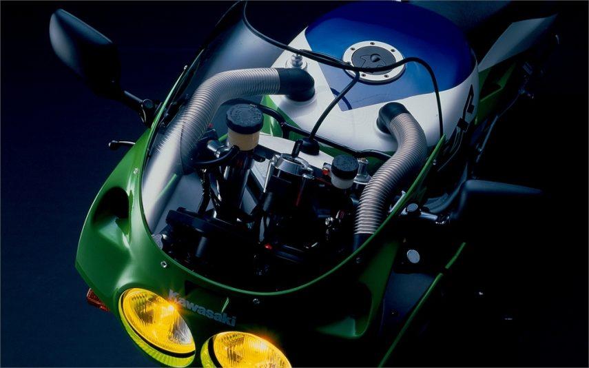 Kawasaki ZXR 750 H1 4