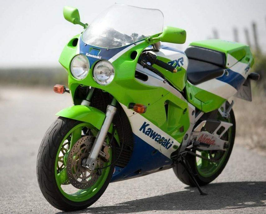 Kawasaki ZXR 750 H2 1