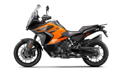 KTM 1290 SUPER ADVENTURE S Studio left