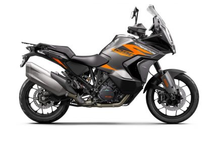 KTM 1290 SUPER ADVENTURE S Studio right 1