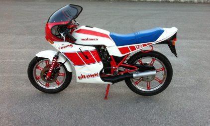 Malanca OB One Racing 125 1