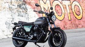 Moto Guzzi V9 100 aniversario 18