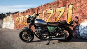 Moto Guzzi V9 100 aniversario 45