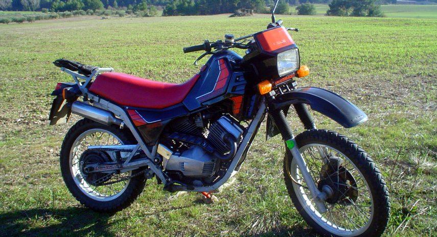 Moto Morini Kanguro 350 1