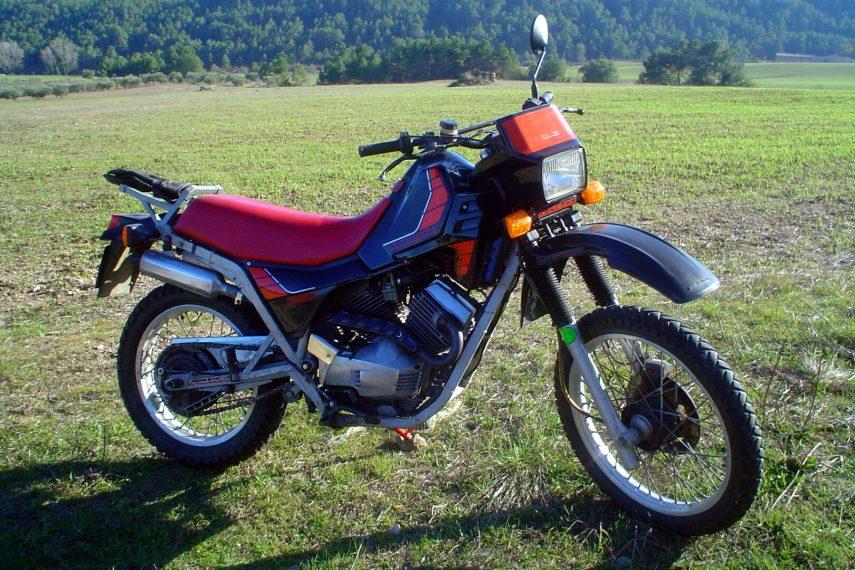 Moto del día: Moto Morini Kanguro 350
