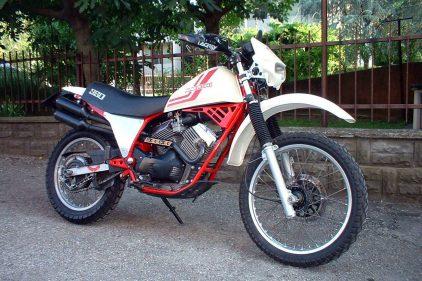 Moto Morini Kanguro 350 2