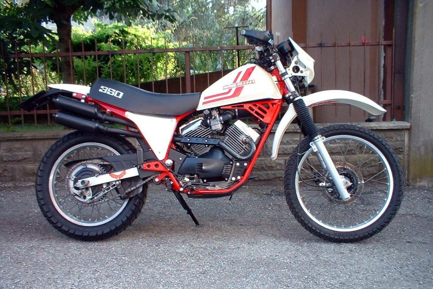 Moto Morini Kanguro 350 3