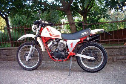 Moto Morini Kanguro 350 4