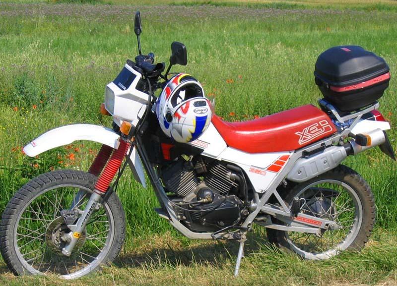 Moto Morini Kanguro 350 5