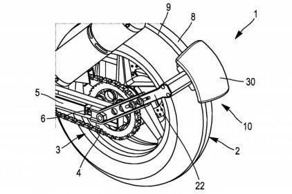 Patente Michelin maniobra moto parado 01