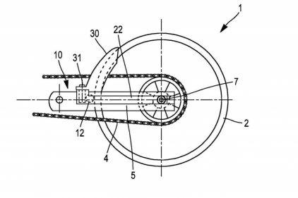 Patente Michelin maniobra moto parado 04