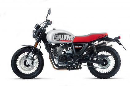 SWM Outlaw 125 2020 01
