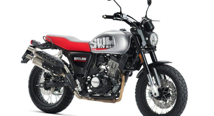 SWM Outlaw 125 2020