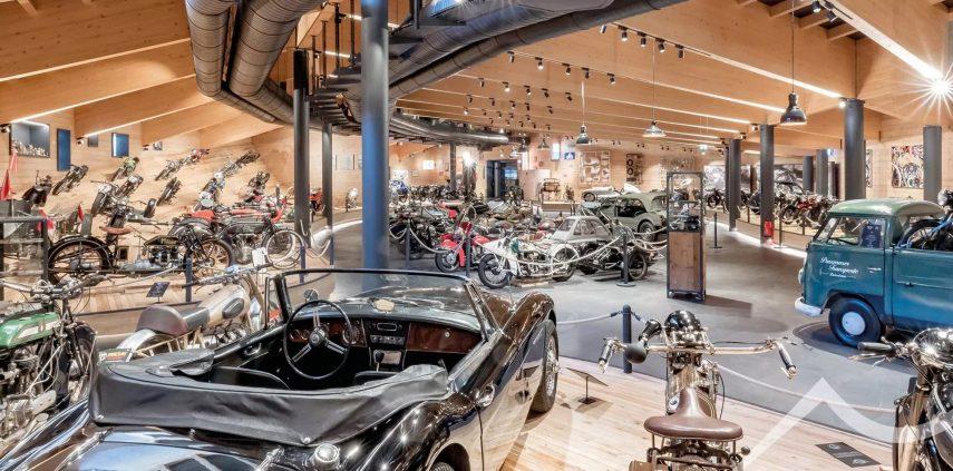 Arde el Top Mountain Crosspoint Motorcycle Museum, junto a su colección de motos históricas
