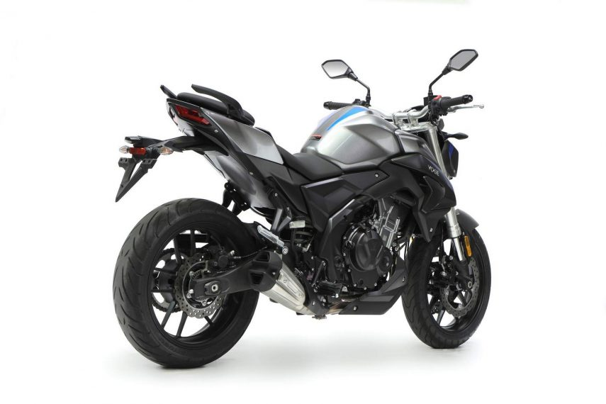 VOGE 500 R 05