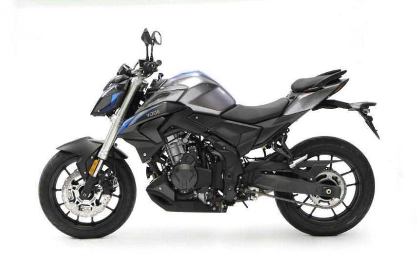 VOGE 500 R 09