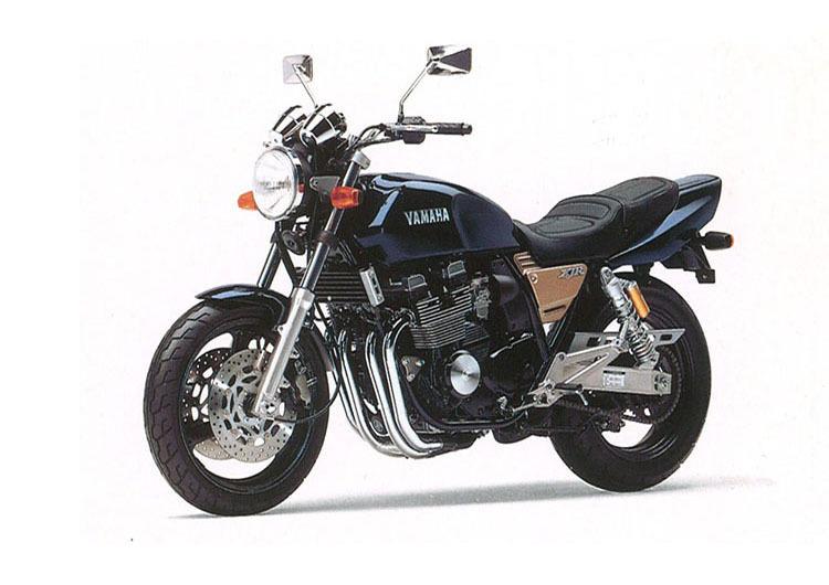 Yamaha XJR 400 1993 3