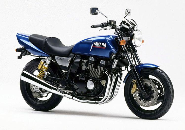 Yamaha XJR 400 R 1997