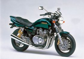 Yamaha XJR 400 R 1998 1