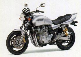 Yamaha XJR 400 R 1998 2