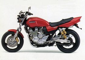 Yamaha XJR 400 R 1998 3