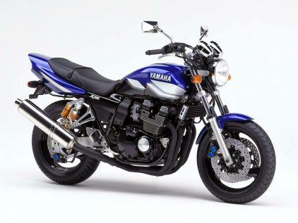 Yamaha XJR 400 R 2001