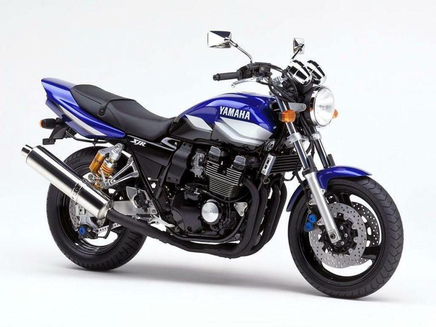 Moto del día: Yamaha XJR 400