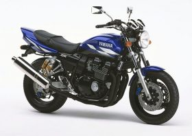 Yamaha XJR 400 R 2002