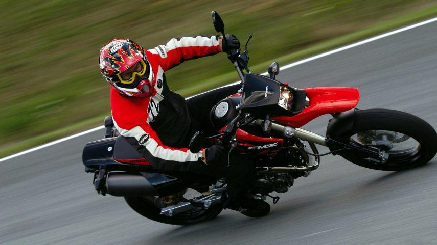 Moto del día: Honda FMX 650