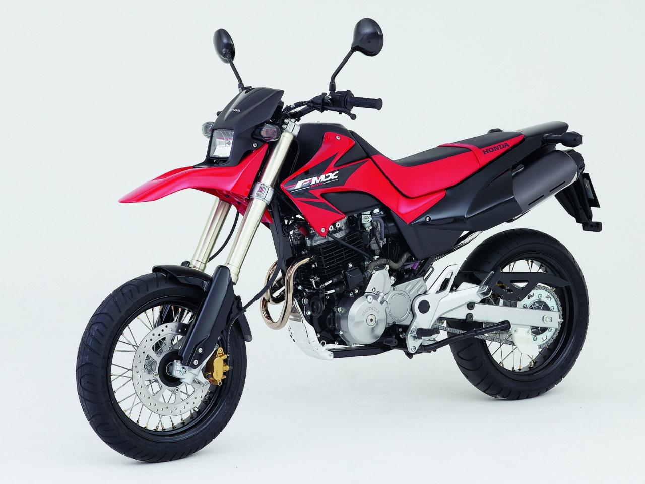 Honda FMX 650 2
