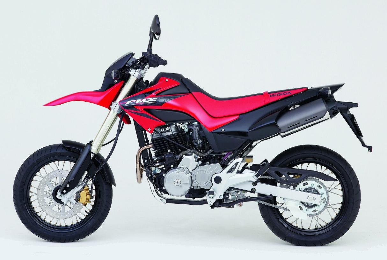 Honda FMX 650 3