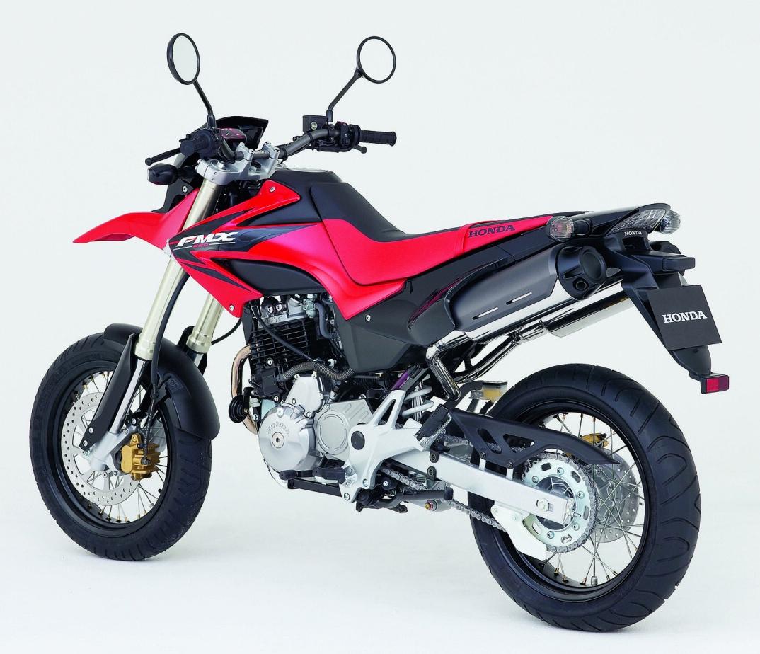 Honda FMX 650 4