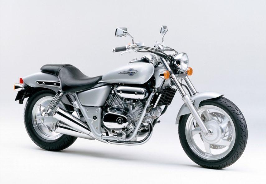 Moto del día: Honda VF 250 V Magna