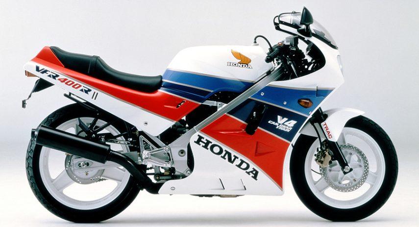 Honda VFR 400 R NC21 3