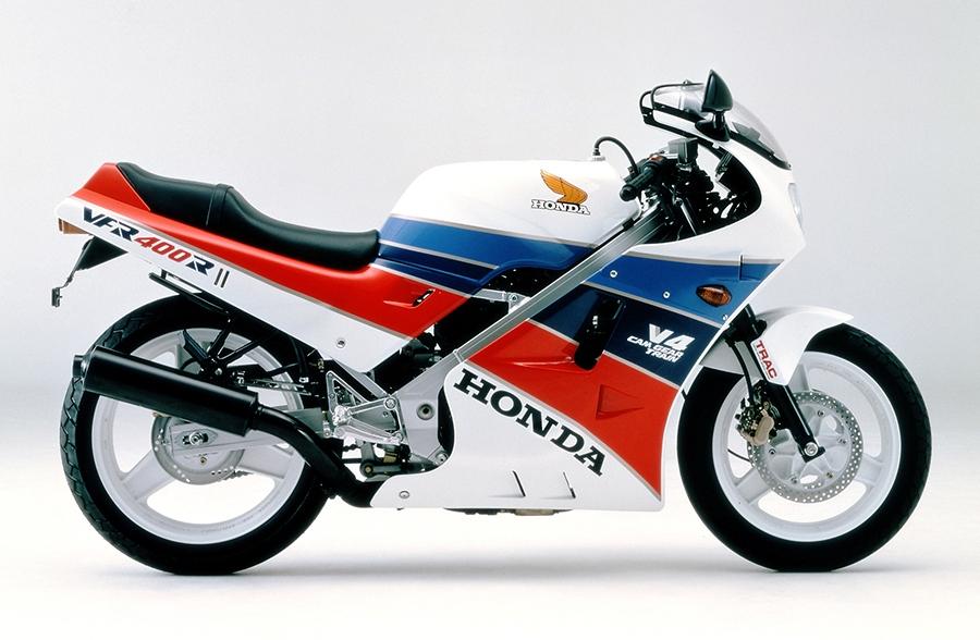 Moto del día: Honda VFR 400 R/Z (NC21)