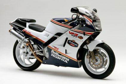 Honda VFR 400 R Rothmans 1987 NC24 1