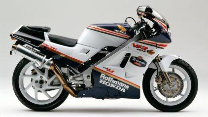 Honda VFR 400 R Rothmans 1987 NC24 2