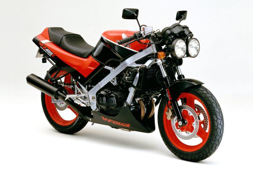 Honda VFR 400 Z NC21 1