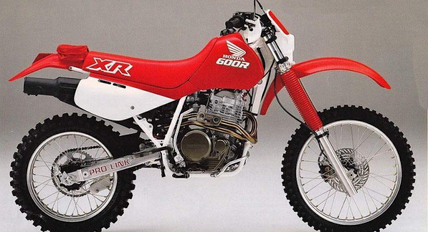 Honda XR 600 R 01