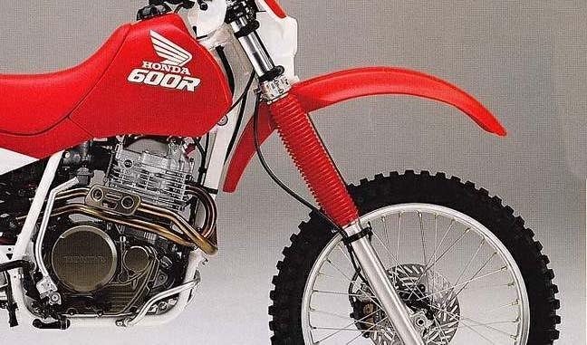 Honda XR 600 R 02