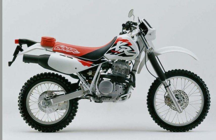 Honda XR 600 R 04