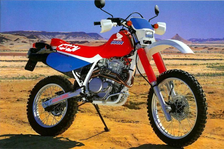 Honda XR 600 R 05