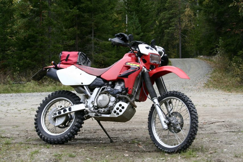 Honda XR 650 R 1